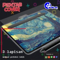 Pen Tablet Cover Wacom/Huion/XP-Pen/Genius/Gaomon dll.