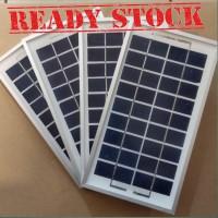 Panel Surya / Solar Panel 3WP Polycrystalline