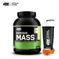 Optimum Nutrition Serious Mass 6Lbs - Vanilla