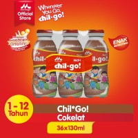 Chil Go Chocolate 6x140ml