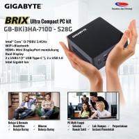 Gigabyte Mini PC Brix GB-BKi3HA-7100-S28G