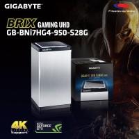 GIGABYTE MINI PC BRIX GB-BNi7HG4-950-S28G