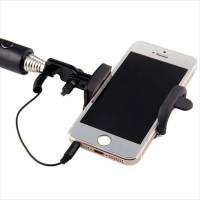 tongsis full black - tongsis hitam + kabel terbaru terlaris