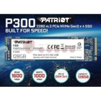 SSD M.2 NVME 128GB Patriot P300