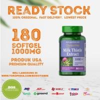 Puritan's Pride Milk Thistle Extract 1000mg - 180 softgel
