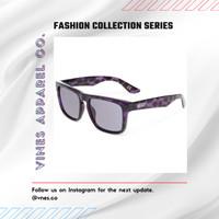 Kacamata Vans Squared Off Black Purple