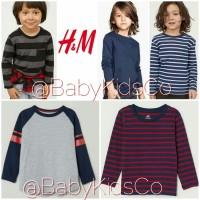 ORIGINAL BRANDED Kaos H&M Tee anak tshirt - baby gap kids hnm minion