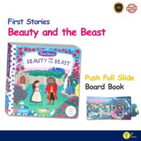 Buku Cerita Anak First Stories Beauty and the Beast Story Board Book
