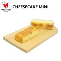 Cheesecake Mini | Kue Keju