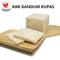 Roti Tawar Gandum Kupas | Roti Gandum | Roti Bakar | Roti Goreng