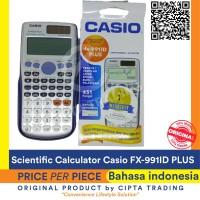 Casio Calculator - Scientific Calculator FX-991ID plus