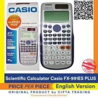 Calculator - Casio - Scientific Calculator FX-991ES Plus