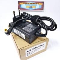 Adaptor LCD/LED Monitor merek LG 19V - 0.84A Original