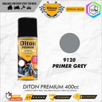 Diton PREMIUM 9120 Primer Grey Cat Semprot /Pylox/Samurai Helm/Motor