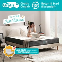 Dekoruma Yoru Kasur Busa 180x200 Gratis Bantal | Foam Mattress Bed