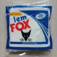 Lem FOX Refill 350g Lebih Kental - Plamur tembok, kayu, kertas, DLL