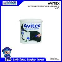 CAT DASAR TEMBOK / DINDING / ALKALI RESISTING PRIMER AVITEX GALON 4 KG
