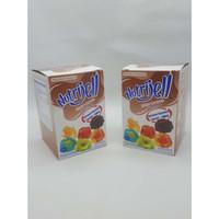 NUTRIJELL - Coklat