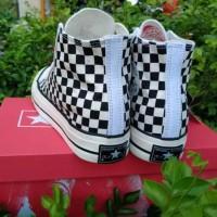 Terlaris! Limited Edition Converse 70S Checker Board High