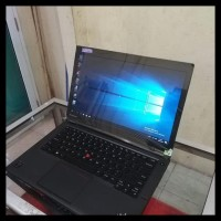Terbaru Laptop Lenovo Thinkpad T440 Intel Core i5 Gen4-Ram 8gb-Hdd