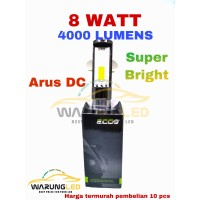 LAMPU DEPAN UTAMA LED H6 MOTOR BEAT VARIO MIO SUPRA 4000 LUMENS ECO 9