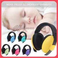Penutup Telinga Kuping Bayi Noise Reduction Baby Earmuff Ear Muff