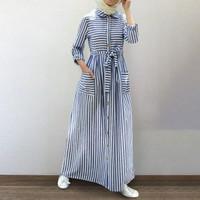 SELLA MAXI // DRESS MAXI WANITA MURAH