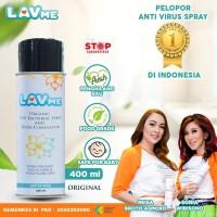 Lavme Disinfectant Spray Anti Virus Organic - 400 ML Original
