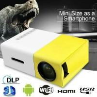Mini Projector Led YG-300 HD Proyektor Theater infocus bioskop rumah