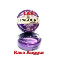 PERMEN PAGODA PASTILES 20gr - Rasa Anggur