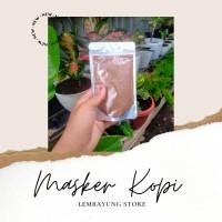 Masker wajah Kopi Original By Lembayung Store