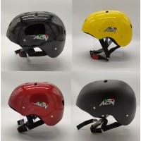 Helm sepeda batok fixie mtb roadbike sepeda balap BMX rafting fit L