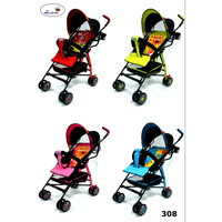 Stroller Labeille Buggy Rocky Baby Kereta Dorong Travel Bayi