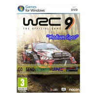 WRC 9 FIA WORLD RALLY CHAMPIONSHIP | CD DVD GAME | PC GAME | GAMING