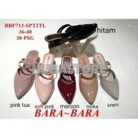 HEELS WANITA BARABARA GLOSSY LANCIP BBF713-SPT2TL