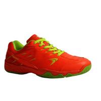 Flypower Losari 02 Sepatu Badminton - FL Orange / Citrus