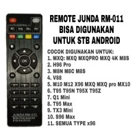 REMOTE MULTI Android TV BOX ALL TYPE MXQ MX10 H96 V88 T95 TX X96 DLL