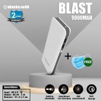 DELCELL BLAST 9000 MAH + Free Masker