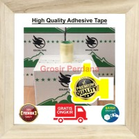 Original Isolasi Goldie Tape 12mm/Lakban/Selotip 1/2 inch Asli