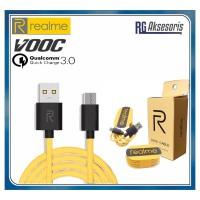 KABEL DATA REALME Original 100% SUPPORT Fast Charging & SUPER VOOC
