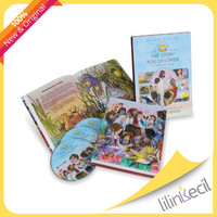 The Story for Children, a Storybook Bible Deluxe Edition (Max Lucado)