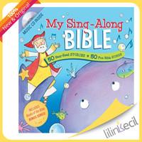 My Sing-Along Bible HC (Stephen Elkins)