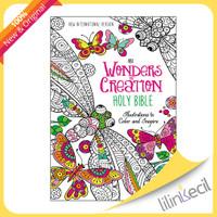 NIV Wonders of Creations Holy bible HC