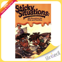 Sticky Situations: 365 Devotions for Kids and Families (Betsy Schmitt)
