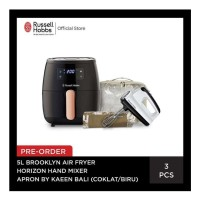 Russell Hobbs Air Fryer mixer kaeen bali Preloved-ReadyStock