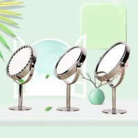 Cermin 2 sisi/ cermin pembesar dan normal
