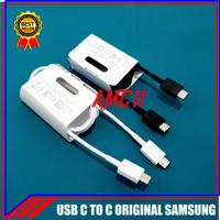 Kabel Data Samsung Galaxy S20 S20+ S20 Ultra ORIGINAL 100% Type C - Hitam