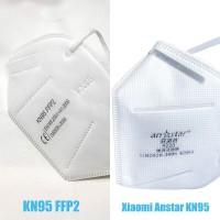 Masker KN95 FFP2 Masker Anti Virus dan Polusi