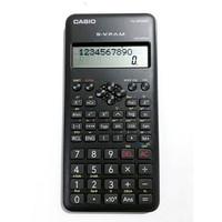 Casio FX-350MS Scientific Kalkulator Sekolah Calculator Kuliah