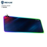 Mousepad Gaming RGB Rexus Kvlar TR2